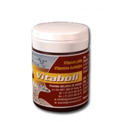 Belgica de Weerd Vitaboli 100 pills. For Pigeons, Birds & Poultry