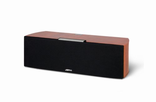 Jamo E6Cen.5 Black Compact Centre Channel Speaker