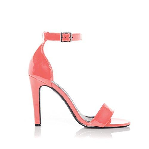 Smash Shoes -Plei - Womens Casual Dress Shoes- Coral Size 13