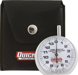 QuickCar Racing Products 56-104 1/32″ Increment Tire Tread Depth Gauge