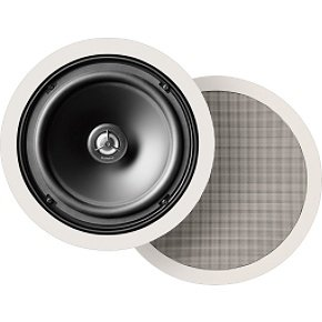 Definitive Technology Uiw83/A Round In-Ceiling Speakers (Pair, White)