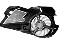 Arctic Accelero Hybrid Graphics Card Liquid Cooler for Enthusiasts (ACCEL-HYBRID)