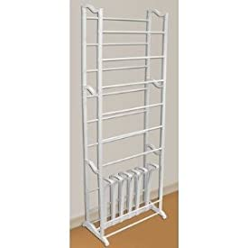 Shoes Storage Display Tower Stand & Boots Holder Rack Closet Organizer