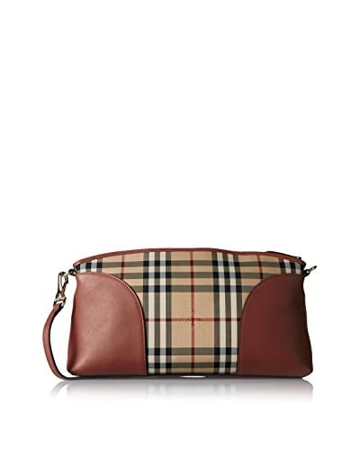BURBERRY Bandolera Marrón