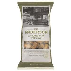 Anderson Pretzel Nuggets, Sourdough, 15-ounces (Pack of15)