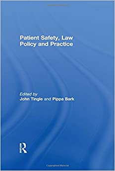 Patient Safety Law Policy And Practice Amazon Co Uk border=