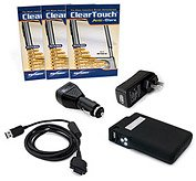 Krome Spy DirectSync - Complete Essentials Kit (High Current Output) (European outlet plug, ClearTouch Anti-Glare)