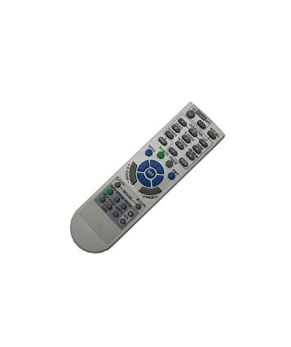 3Lcd Projector Replacement Remote Control Fit For Nec Np3250W Np1200 Np-260X Np-M271X Projector