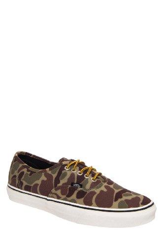 Vans Men's Authentic Waxed Canvas Sneaker