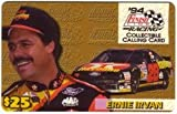Collectible Phone Card: $25. Racing Series 2 (Gold) Ernie Irvan