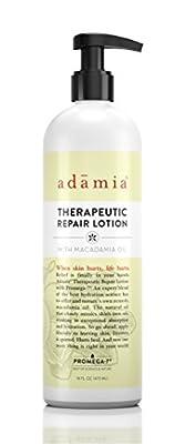 Adamia Therapeutic Repair Lotion with Macadamia Nut Oil and Promega-7