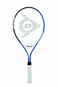 Click here to buy Dunlop Sports Action 27-Inch Pre-Strung Tennis Racquet by Dunlop Sports.