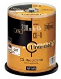 Intenso CD-R 700Mb 52x spindel (100): 1001126 (1001126)