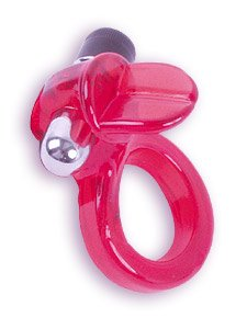 California Exotic Novelties Clit Flicker with Wireless Stimulator Cockring