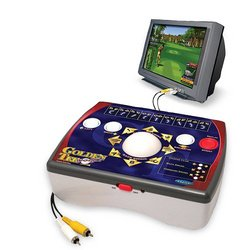 Golden Tee Golf Plug 'N Play Game