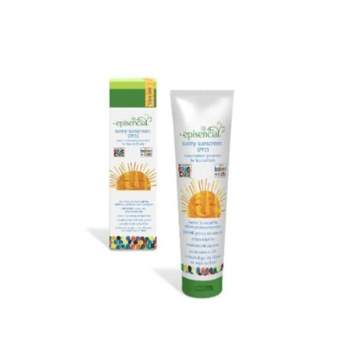 Episencial Babytime Sunny Sunscreen 2.7 Ounces (Packaging May Vary) - 1