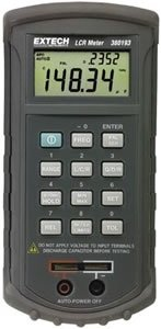 Extech LCR Meter, Passive Component, Measures Inductance