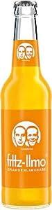 12x fritz-limo Orangenlimonade 330 ml