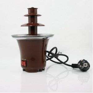 3-tier Chocolate Fountain Fondue NEW