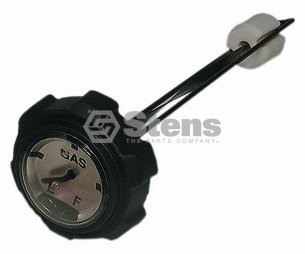 Stens 125-120 Fuel Cap Replaces With Gauge John Deere Am39206 Exmark 1-513508 Toro 1-513508 Exmark 1-303284 Dixie Chopper 40222 Exmark 1-543365