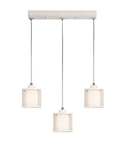 Thuis Mania hanglamp eagle wit 47 x 7 cm