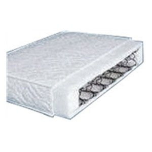MAISY Superior Sprung/Spring Cot Mattress 127x63cm - (Fits M&P Cots 300 Size) from Baby Best Buys