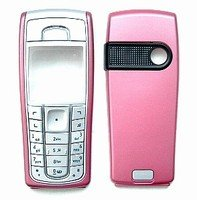 Nokia 6230 - PINK Replacement Cover/Fascia