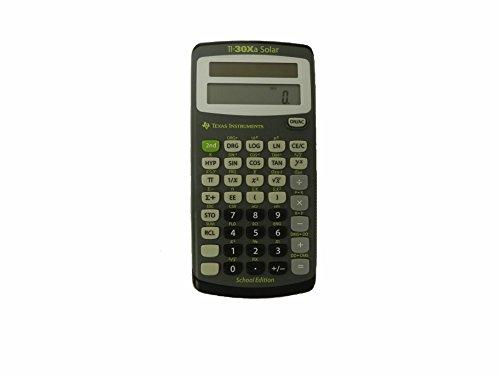Texas Instruments TI-30XA Solar School Edition Calculator (Texas Instruments Ti 30xa compare prices)