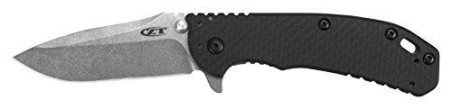 Zero Tolerance 0566CF Hinderer Folder Carbon Fiber Knife with SpeedSafe