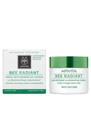apivita-bee-radiant-age-defense-illuminating-cream-rich-texture-50ml
