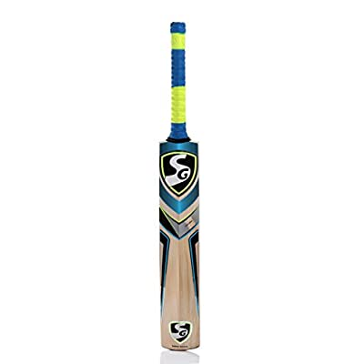 SG Nexus Xtreme English Willow Cricket Bat, Short Handle