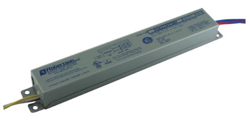Robertson 3P20005 Psa228T5Mv /A Fluorescent Eballasts For 2 F28T5 Lamps 120-277Vac, 50-60Hz, Npf, Hpf (Item Sold Now As Model Psa228T5Mv Ah In Single Quantities As Robertson 3P20138; Available In A 10 Ea. Quik-Pak As Robertson 2P20138) front-358625