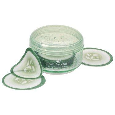 Caswell-Massey - Cucumber Eye Pads (Jar of 24) - Buy Caswell-Massey - Cucumber Eye Pads (Jar of 24) - Purchase Caswell-Massey - Cucumber Eye Pads (Jar of 24) (Skin Care, Face, Eye Treatments)