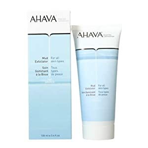 ahava mud exfoliator in Germany