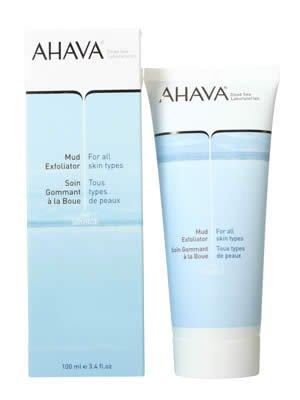 AHAVA Mud Exfoliator 3.4 fl oz (100 ml)