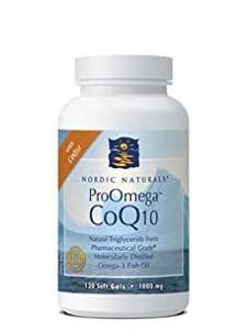 Nordic Naturals - Pro Omega CoQ10 120 gels