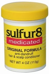 Sulfur8 Hair & Scalp Conditioner, Anti-Dandruff,