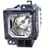 Replacement projector lamp BHL-5010-S with housing for JVC DLA-HD250, DLA-HD350, DLA-HD550, DLA-HD750, DLA-HD950, DLA-HD990, DLA-RS1, DLA-RS10U, DLA-RS15U, DLA-RS2, DLA-RS20U, DLA-RS30U, DLA-RS35U ; Anthem LTX 500 projector BEAMER