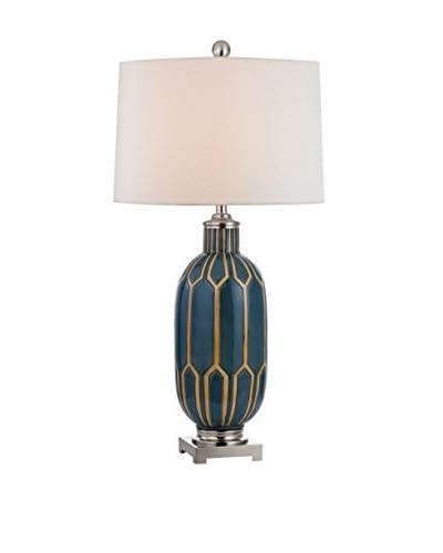 Artistic Lighting Ceramic Table Lamp, Tate