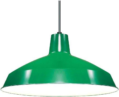 Nuvo Lighting SF76/660 Warehouse Shade, Green 0