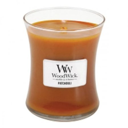 PATCHOULI WoodWick 10oz Scented Jar Candle