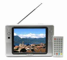 Vtec X4-TECH SOL 8 Portable TV