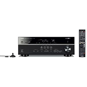 Beste AV-Receiver: Yamaha RX-V575
