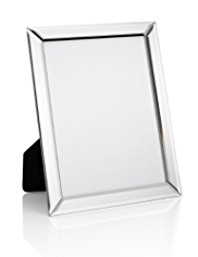 "Art Deco Style Photo Frame 20 x 25cm (8 x 10"")"