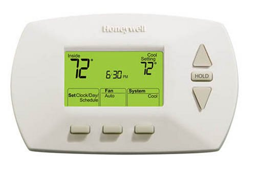 Honeywell Yrth6300B1007 5-2 Day Programmablethermostat
