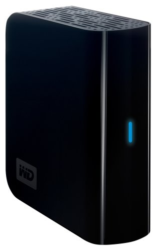 Western Digital 500 GB My Book Essential 2.0 - USB 2.0 External Hard Drive WDH1U5000N