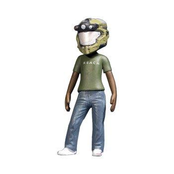 Halo XBOX Live Avatars McFarlane Toys Series 1 Operator Figure