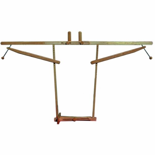 Lacis Wooly Board Adjustable Blocking Frame
