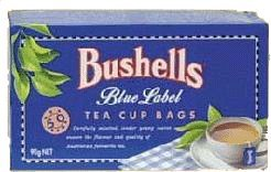 Bushells Blue Label Tea - 50 Bags