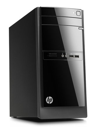 Newest HP Pavilion Desktop (AMD A4-5000 Quad-Core Processor, 8GB DDR3 RAM, 1TB Hard Drive, DVD/CD, Windows 8.1 Professional, Upgradable to Win 10) (Certified Refurbished)